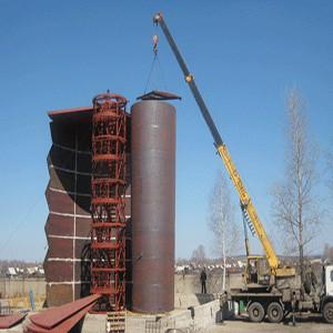 Резервуар стальной