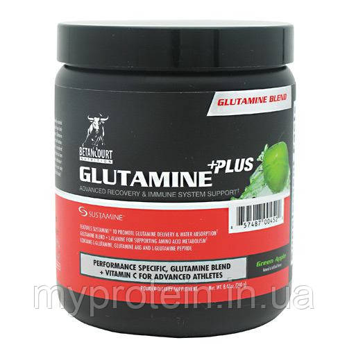 Глютамин Glutamine +Plus (240 g )