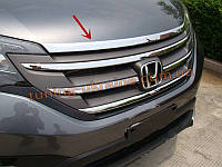 Хром капота верх для Honda CR-V