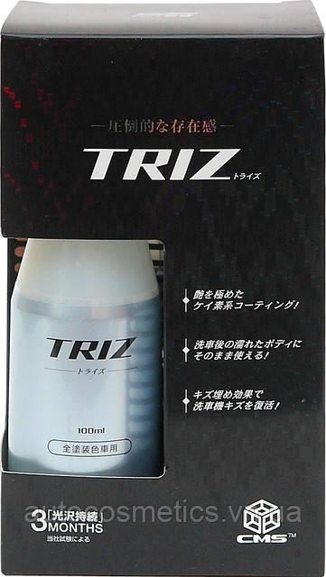 Защитное покрытие SOFT99 TRIZ - жидкое стекло (проф. Серия) 100ml