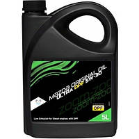 Масло моторное MAZDA для дизеля Original Oil Ultra DPF 5W-30 5л