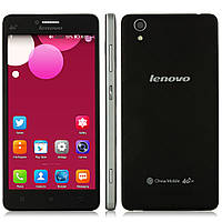 Смартфон ORIGINAL Lenovo A858T Black 4 ядра