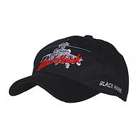 Кепка Baseball Cap Black Hawk Black