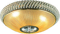 Люстра потолочная Altalusse INL-1032C-3 Amber