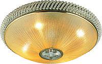 Люстра потолочная Altalusse INL-1032C-4 Amber