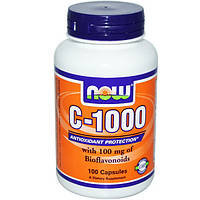 Витамин Ц C-1000 with bioflavonoids (250 caps)