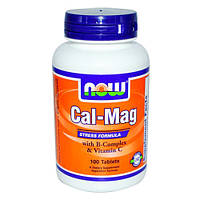 Кальций магний стресс формула Cal-Mag stress formula (100 tab)