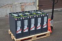Тяговая батарея FAAM серия TTM, 2PzS250-24V