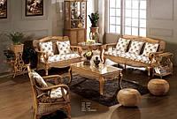 Диваны / комплекты мягкой мебели из ротанга