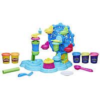 Набор пластилина Плэй До Карнавал сладостей Play-Doh Cupcake Celebration Playset