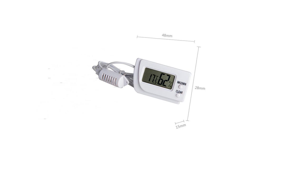 Цифровой гигро-термометр с памятью