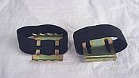 Ледоходы для обуви анодированные с зубчиками (на резинках)