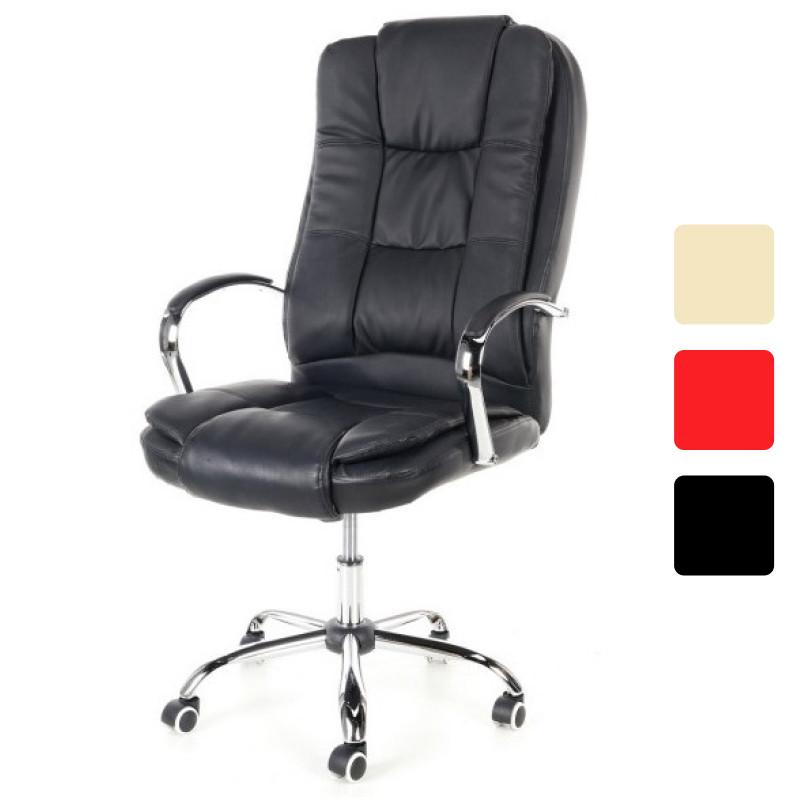 Компьютерное офисное кресло Calviano MAX MIDO на колесиках для руководителя