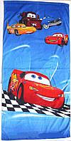 Полотенце Cars для мальчика, 70х145 см