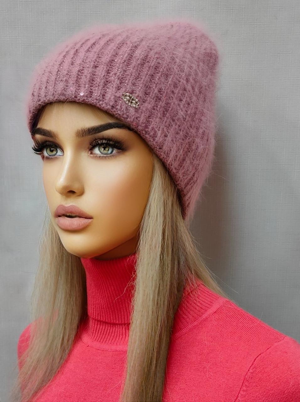 Шапка с люрексом Мисс FAN CAP 13287000 фрез
