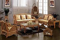 Комплект мебели из натурального ротанга RF-6030