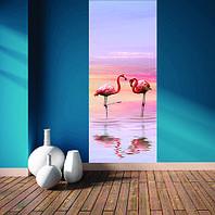 """Фотообои """"Фламинго"""""""