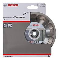 Диск алмазный Bosch Standard for Concrete 115 мм (2608602196), фото 1