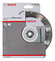 Диск алмазный Bosch Standard for Concrete 150-22,23 (2608602198), фото 1