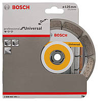 Диск алмазный Bosch Professional for Universal 125-22,23 2608602192, фото 1