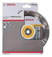 Диск алмазный Bosch Professional for Universal 150-22,23 2608602193, фото 1