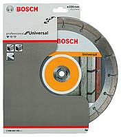 Диск алмазный Bosch Professional for Universal 230-22,23 2608602195, фото 1