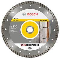 Диск алмазный Bosch Professional for Universal Turbo 230-22,23