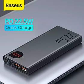 Павербанк Baseus Power Bank PPIMDB 10000mAh Струм 5А, 22.5 W ОРИГІНАЛ