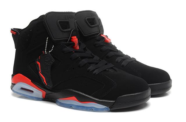 Баскетбольные кроссовки Nike Air Jordan 6