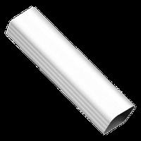 Труба водосточная прямоугольная Euramax 3м