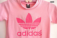 Футболка Adidas для девочки. 80, 100, 110 см , фото 1