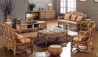 Комплект мебели из натурального ротанга RF-6016
