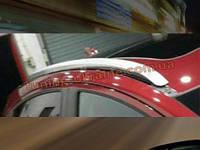 Оригинальные рейлинги на Honda HR-V 2015+