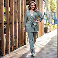 Прогулочний костюм для жінок в спортивному стилі, фото 1