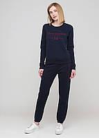 Женский спортивный костюм Abercrombie & Fitch размер S синий