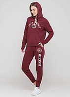 Женский спортивный костюм Abercrombie & Fitch размер S Бордовый