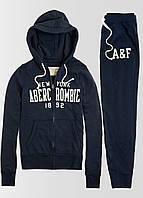Женский спортивный костюм Abercrombie & Fitch размер XS синий