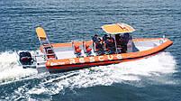 Лодка Vector RIB 1100 RESCUE (Valmex), фото 2