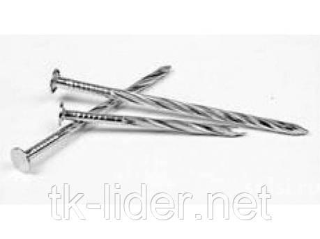 Гвозди крученые, 3,4х50 мм, фото 2