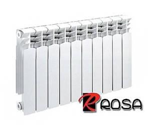 Біметалічний радіатор Rosa 350/100