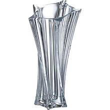 Ваза для цветов Bohemia Yoko h28 см богемское стекло, Ваза из хрустали, Хрустальная ваза для цветов 28 см