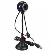 USB веб камера с микрофоном STX 08 Web Cam,Камера для ПК CAMERA STX 08 (100)