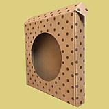 Коробка с окошком для посуды, фото 2