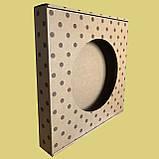 Коробка с окошком для посуды, фото 3