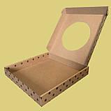 Коробка з віконцем для посуду, фото 4