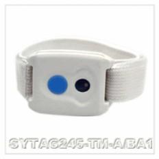 Активный бесконтактный браслет с датчиком температуры