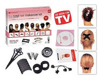 Заколки в наборе Hairagami Total Hair Make Over Kit