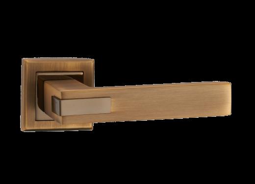 """Дверная ручка на розетке MVM Z-1320 MАСC/РCF - Интернет-магазин строительных материалов """"Все для Новосёла"""" в Одессе"""