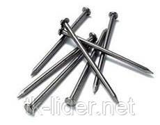 Гвозди строительные, гвозди с плоской головкой 1,2х25 мм