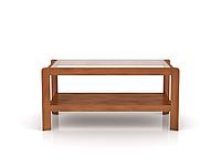 Стеклянный столик BRW Alevil LAW/100